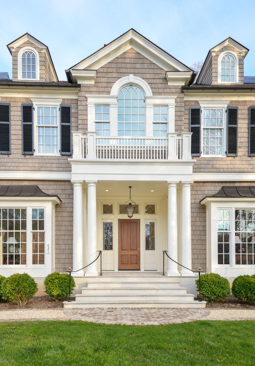 780 Best Images About Exterior Beautiful Homes On Pinterest Connecticut Porches And Traditional Exterior