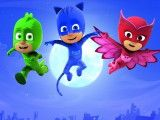 With a worldwide Disney deal in-hand, eOne Family's CGI co-pro PJ Masks is set to bow September 18 on Disney Junior US. eOne's Olivier Dumont and Disney EMEA's Orion Ross give Kidscreen a look inside the preschool superhero IP.