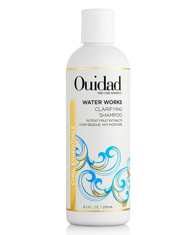 6 Shampoos That Will Completely Remove Chlorine From Your Hair - Ouiad Water Works Clarifying Shampoo from InStyle.com