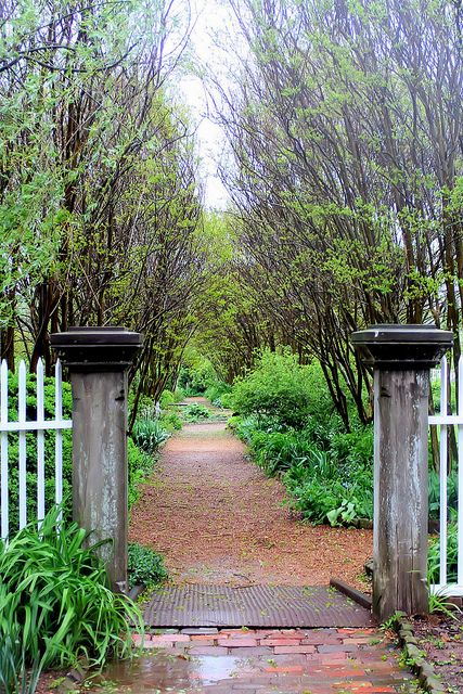 Garden Trail | The Hermitage, Tennessee | Aimee | Flickr
