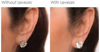 Levears | Earring lifts