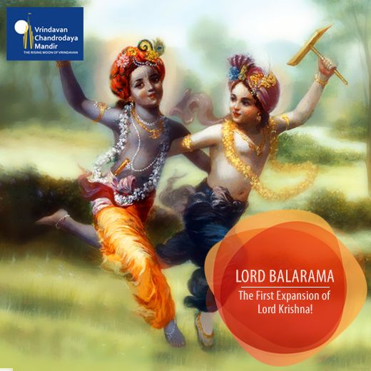 Sri Baladeva is the Supreme Personality of Godhead Himself. He is the First Expansion of #LordKrishna.