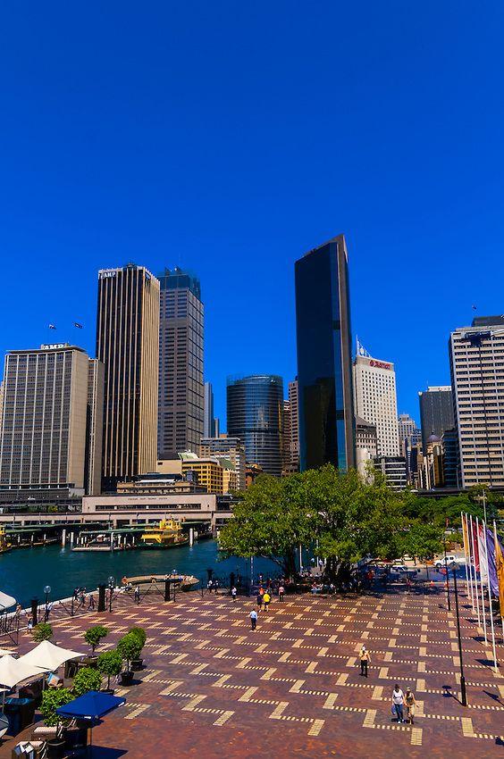 Circular Quay - Sydney, NSW