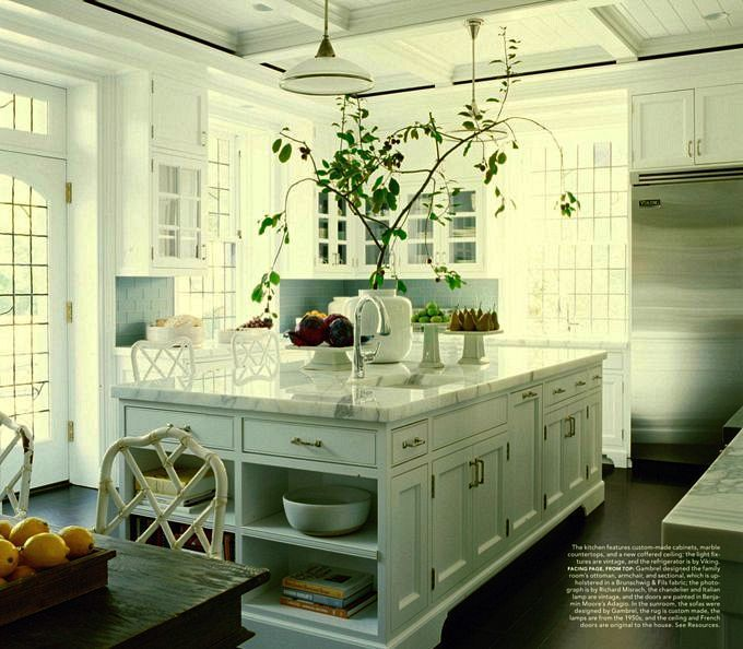 steven-gambrel-kitchen-Top 25 Must See Kitchens on Pinterest - laurel home