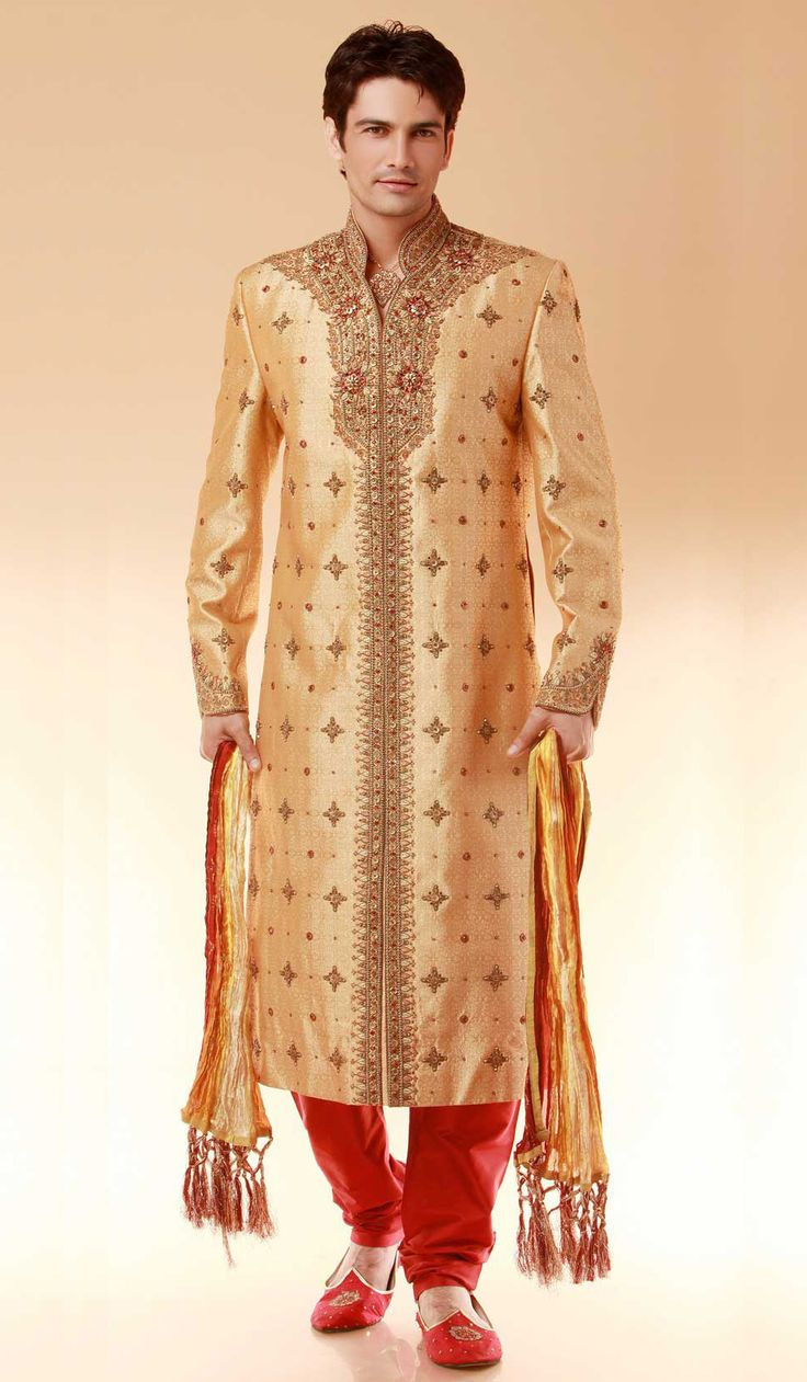 113 best images about men 39 s indian clothing on pinterest for Indian wedding dresses mens