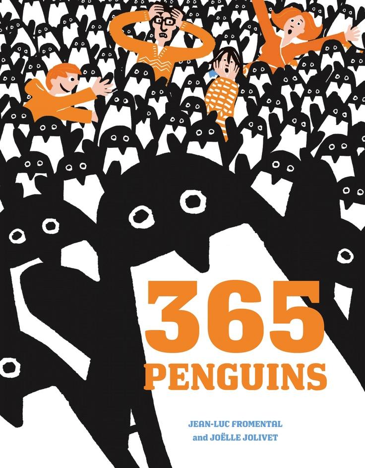 365 Penguins - Jean-Luc Fromental & Joëlle Jolivet