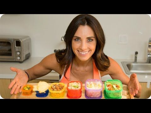 21 Day Fix Containers—Calorie Free Modifications #3 | Autumn Fitness - YouTube