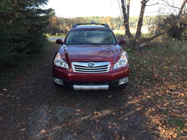 2012 Subaru Outback limited (Spokane) $16000: QR Code Link to This Post 2012 Subaru Outback limited – Only 32000 miles – Harmon-Kardon…