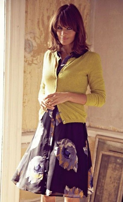 Helena christensen is the new face of boden style for Boden new british katalog