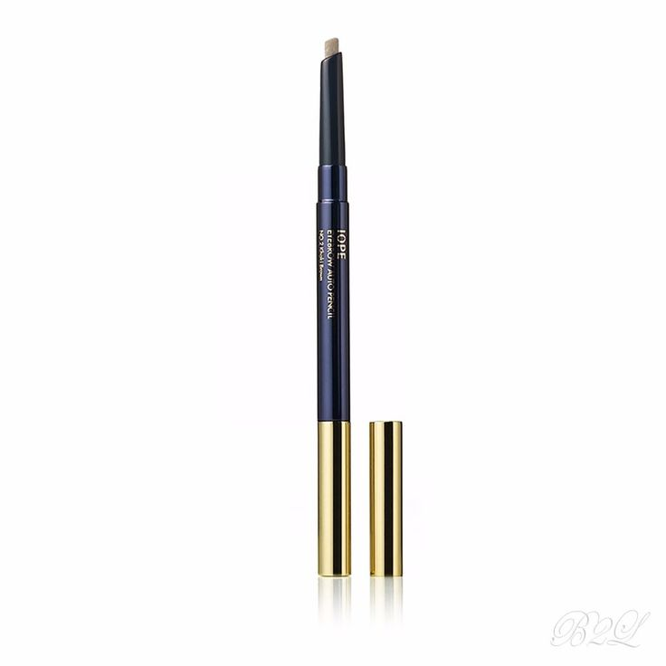 [IOPE] Eyebrow Auto Pencil 0.25 g + Refill 0.25 g / by Amore Pacific  #IOPE