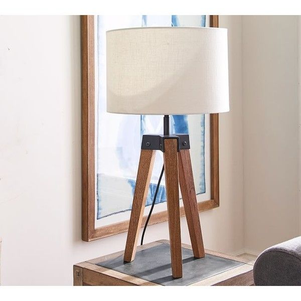 Pottery Barn Miles Table Lamp ($99) ❤ liked on Polyvore featuring home, lighting, table lamps, ivory lamp, beige table lamps, pottery barn lamps, cream table lamps and alabaster lamps