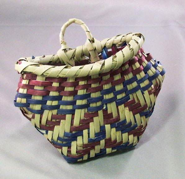 Art Basket Facebook : Best images about choctaw baskets on