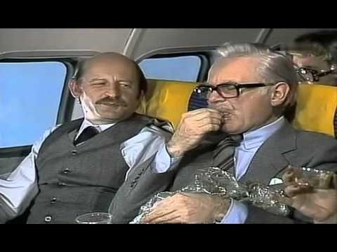 Loriot - Speisen im Flugzeug 1978