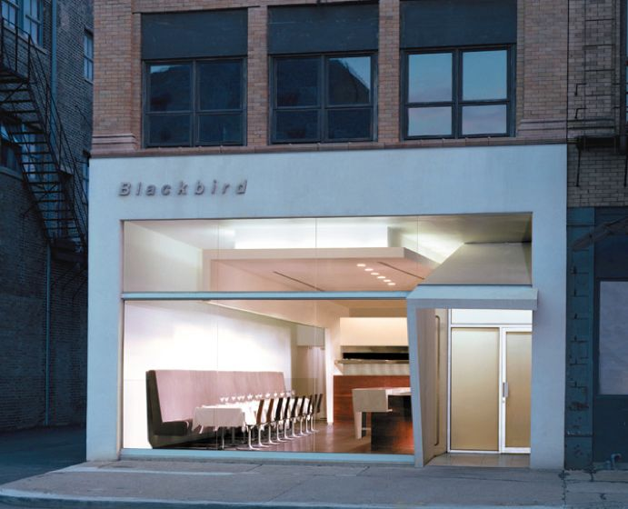 Blackbird, Chicago - One of my favorite  restaurants whenever I am in Chicago.