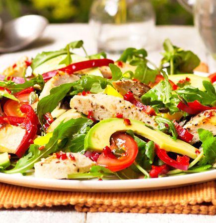 Quorn Meat Free Brazilian Salad
