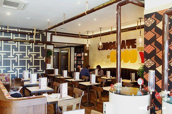 Ресторан Max Brenner - фотография 15