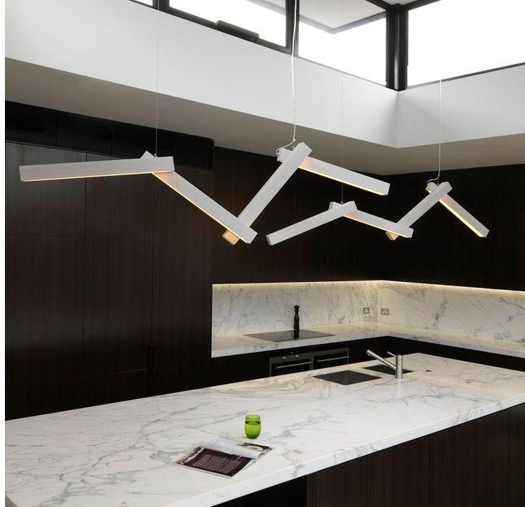 Modern kitchen lamp