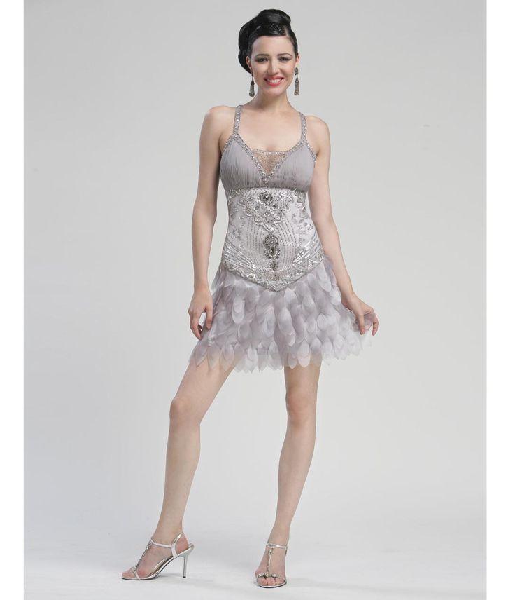 17 best 20s 30s Style images on Pinterest   Vintage prom dresses ...