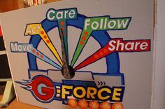 cokesbury g force vbs - Google Search