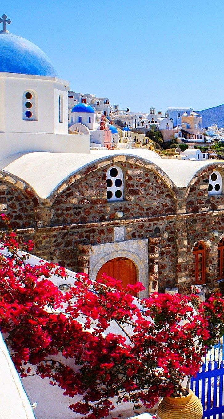 Oia, Santorini, Greece | Express Photos