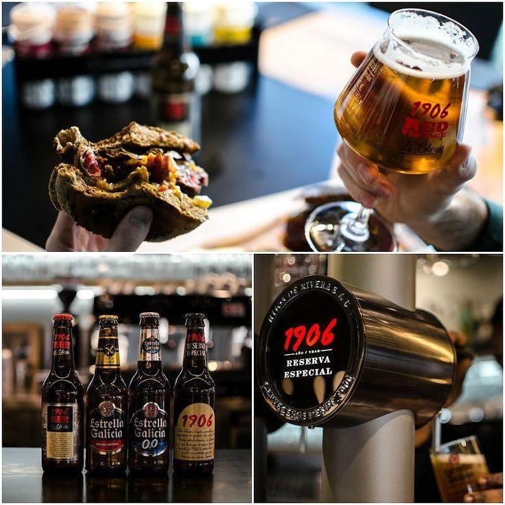 Una #cerveza bien fría y una #HamburguesaNostra combinación ideal para hacer de cualquier día #undíafeliz. Por ejemplo hoy que es miércoles!  @estrellagalicia Especial @estrellagalicia00 #EstrellaGalicia #SinGluten @cerveza1906 Reserva Especial o Red Vintage. Elige la tuya y simplemente disfrútala!  #interpretacionespersonales1906 #Cerveza1906 #RedVintage #Música #Jazz #Conciertos #redvintage1906 #ReservaEspecial1906 #beer #instabeer #decañas #hamburguesa #yummy #ñamñam #gastronomía…