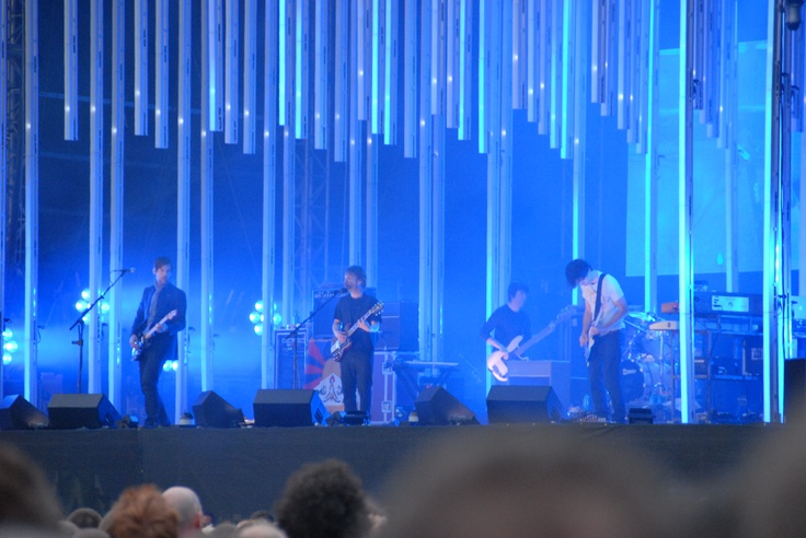 Radiohead in London