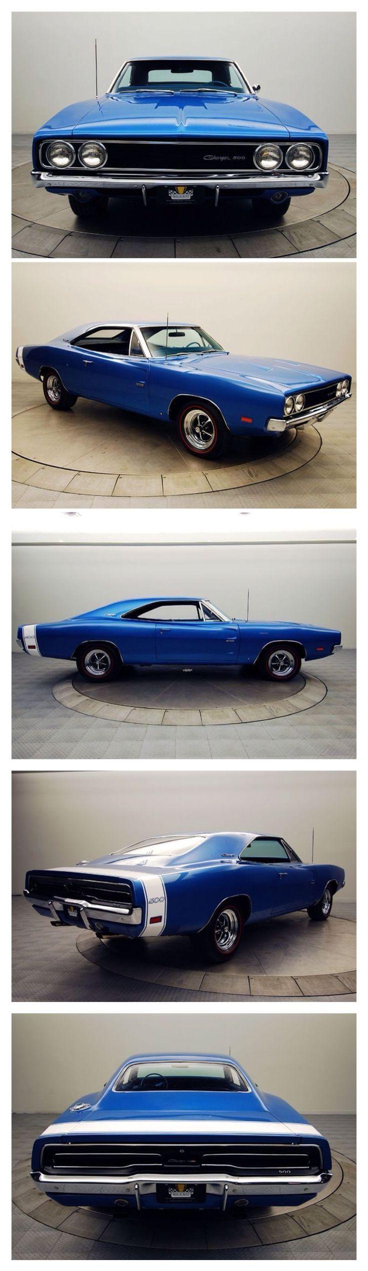 Visit The MACHINE Shop Café... ❤ Best of Dodge @ MACHINE ❤ (1969 Dodge Charger R/T Coupé) #dodgechargerclassiccars