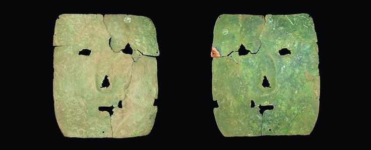 This Incredibly Creepy 3,000-Year-Old Mask Could Rewrite South American History | One mask, many ancient secrets. A square-shaped copper mask dug up in north-west Argentina has been dated to around 3,000 years ago – and it could radically change our thinking on when people in that area began working with metal.