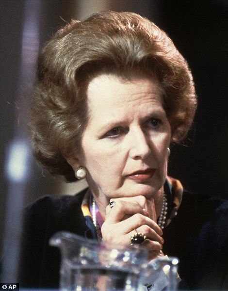 Nonetheless the Iron Girl: Dignified, elegant – and in remarkably good spirits. A singular portrait of Baroness Thatcher …