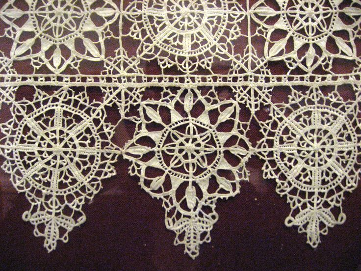 Reticella Needlelace