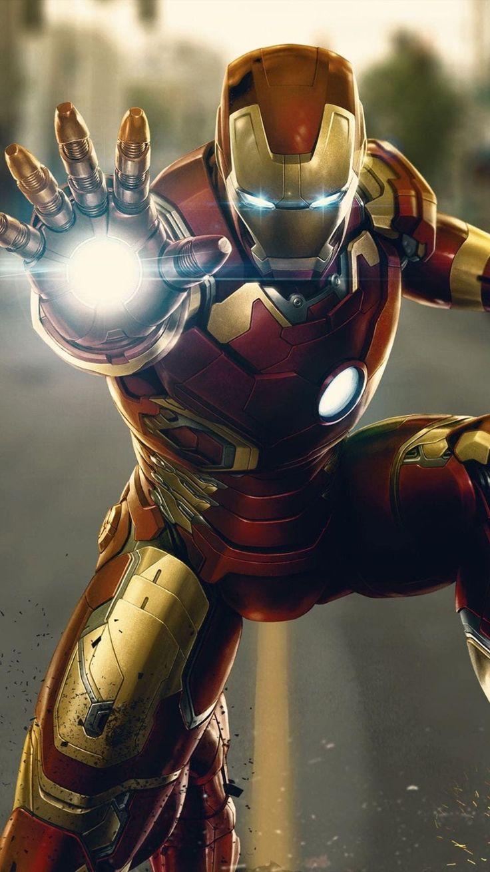 Iron Man End game wallpaper – #end #iron #man #game #trapper