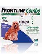 SCONTO 60% Frontline combo per cani da 10Kg a 20Kg SCADENZA FINE AGOSTO 2014
