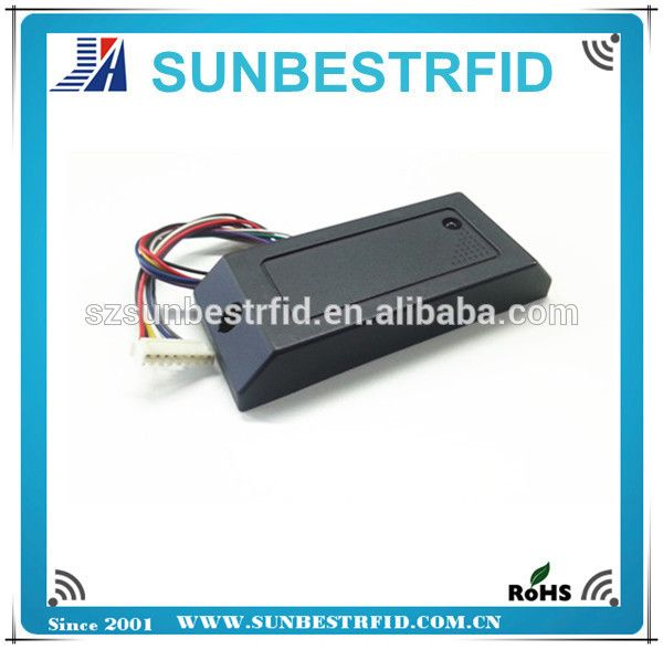 RFID EM proximity card reader stand alone reader for security systems