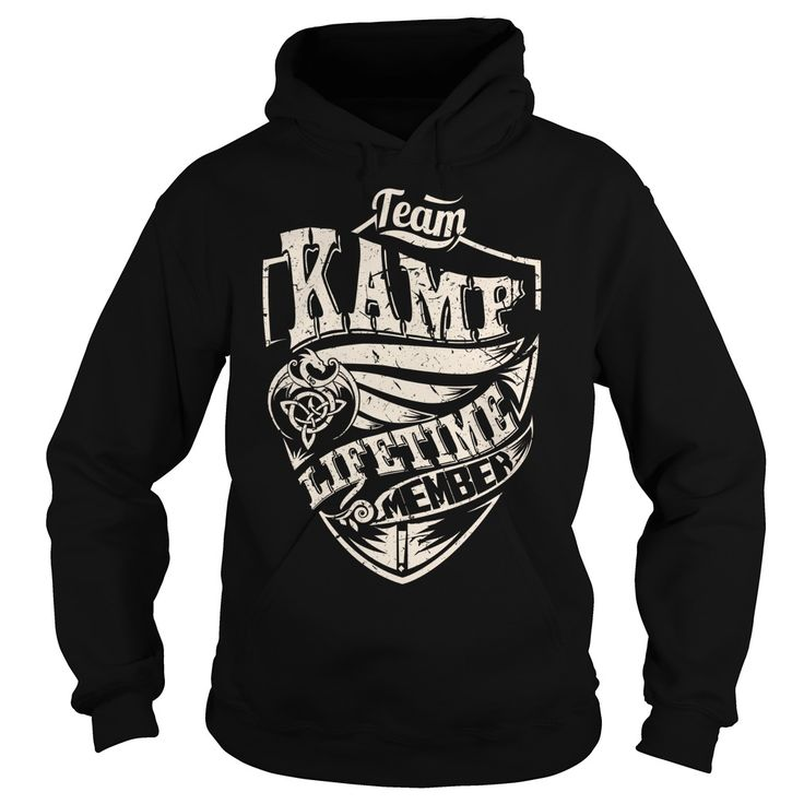 Team KAMP Lifetime Member (Dragon) - Last Name, Surname T-Shirt