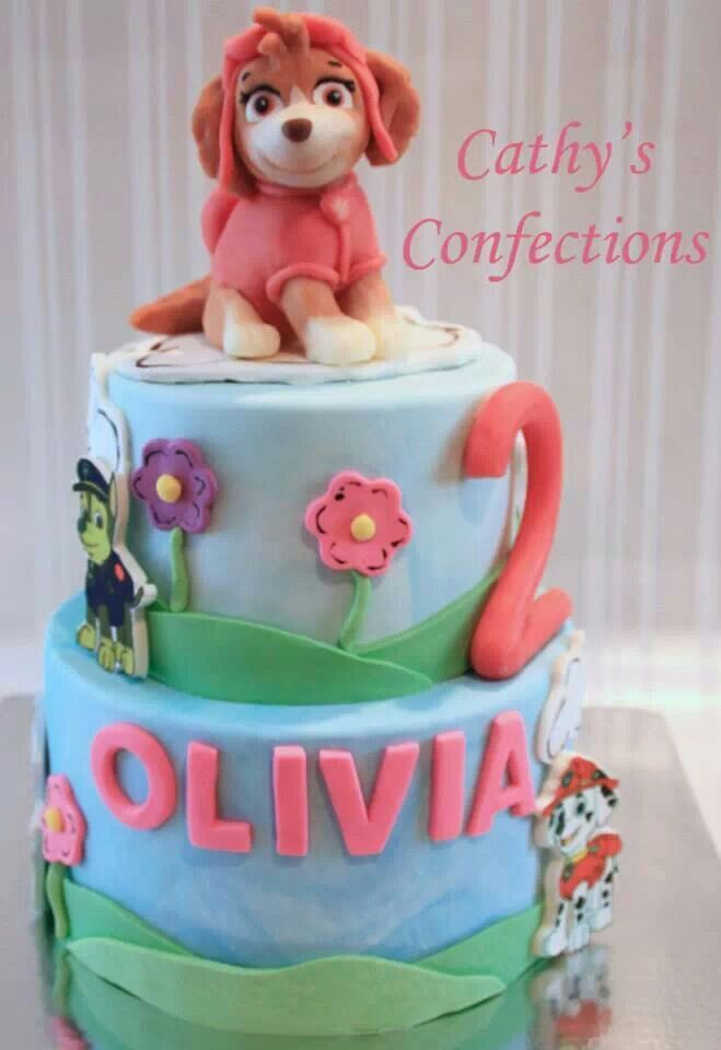 26 best Birthday Number 3! images on Pinterest | Paw patrol party ...