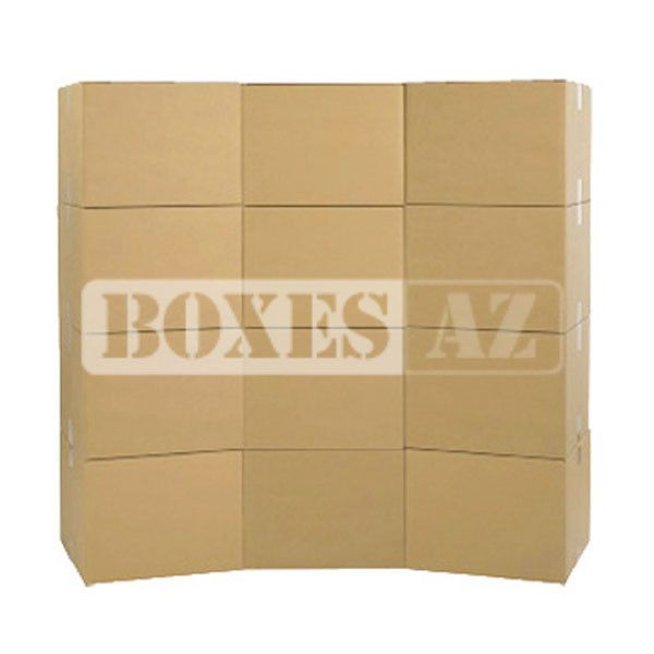 """Moving Boxes - Large Moving Boxes 20x20x15"""" (12) - Delivered FREE 1-3 Days #MOVENSTOREDIRECT"""