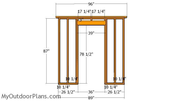 10x8 Shed Free Diy Plans Myoutdoorplans Free Woodworking Plans And Projects Diy Shed Wooden Playhouse Pergol Diy Plans Woodworking Plans Free Diy Shed