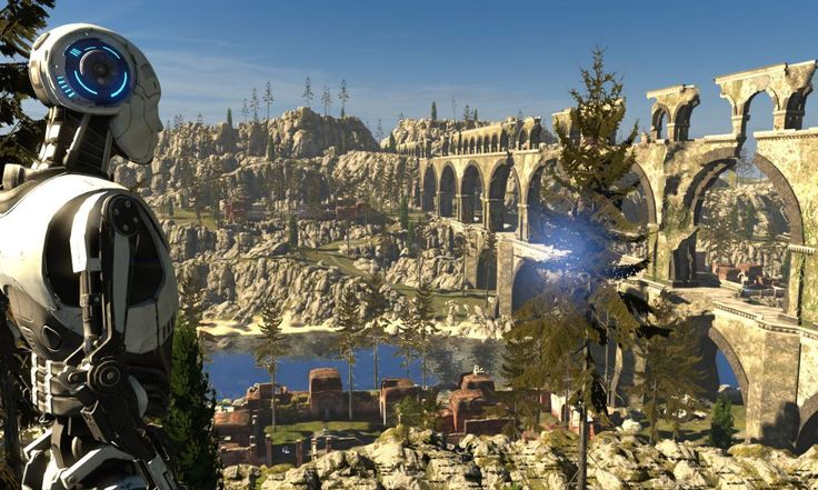 The Talos Principle 2 Announced During Nordic Games Conference