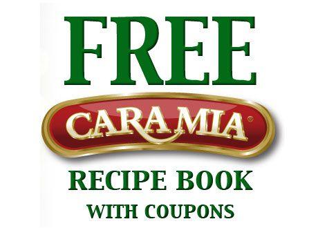Get a FREE Cara Mia Recipe Book Here!