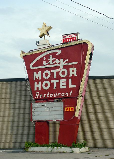 1000 Images About Vintage Googie Signs On Pinterest