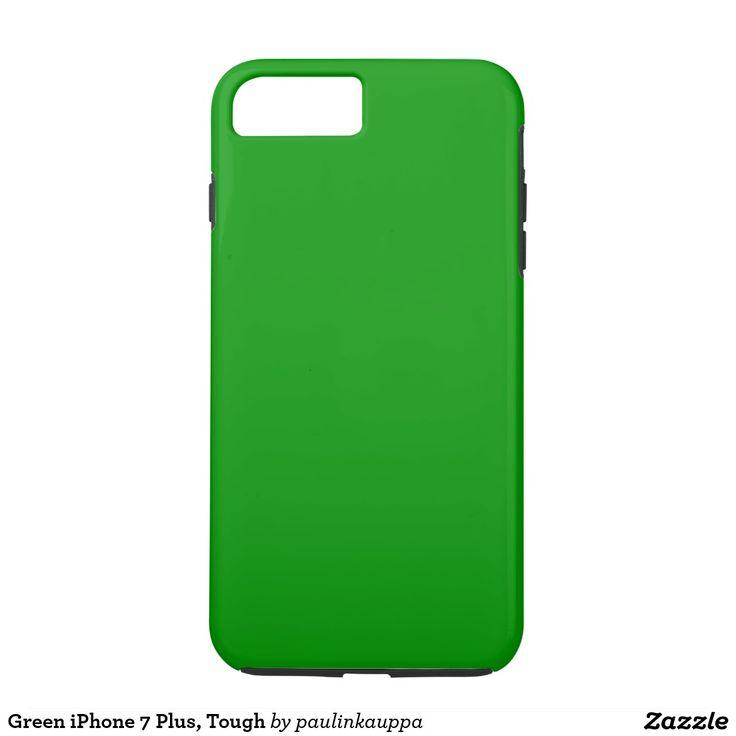 Green Mate Tough iPhone 7 Plus Case