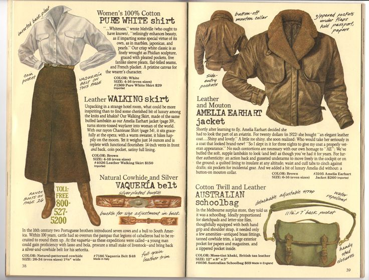 Vintage Banana Republic outfit. This was probably my dream outfit at age 11...