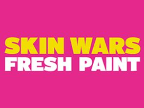 GameShowNetworkNews: New tonight on GSN: 'Skin Wars: Fresh Paint' with RuPaul; 'Steampunk'd' and 'Idiotest'