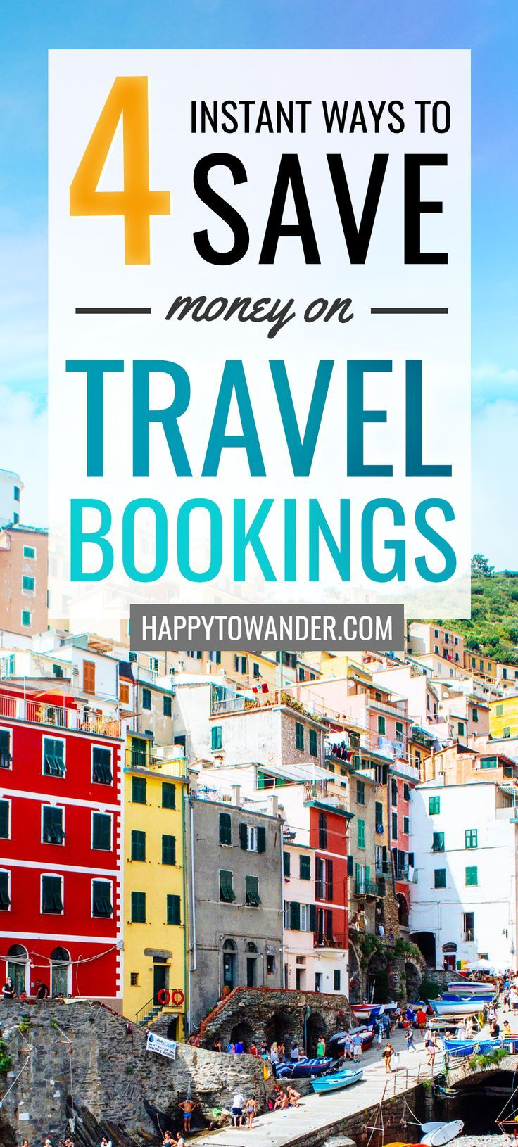 4 Genius Ways To Instantly Save On Travel Bookings Save Money Travel Travel Money Travel Advice