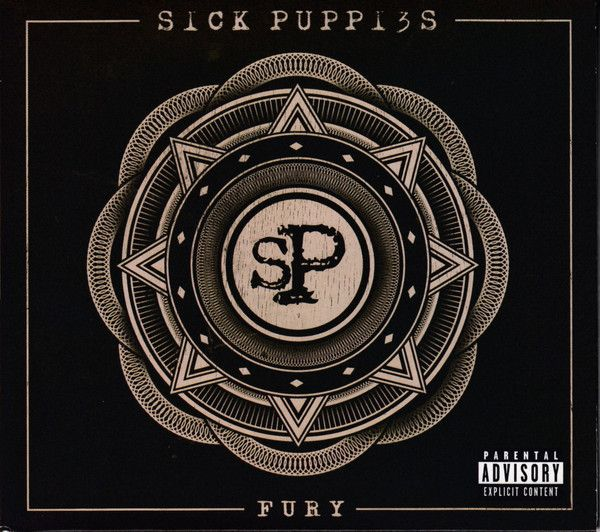 Sick Puppies : Fury LP