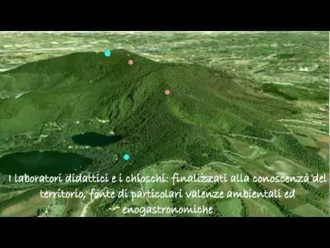 Monticchio - Comunicare il Paesaggio - Touch the lakes in the fair-way.mp4