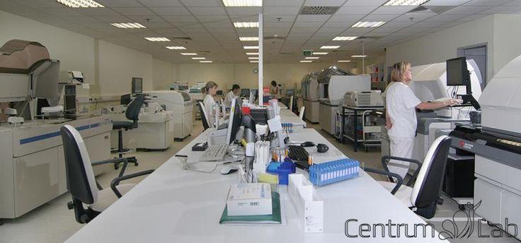 Labordiagnosztikai Központ 1024 Budapest, Lövőház u. 1-5. IV. emelet Mammut II.