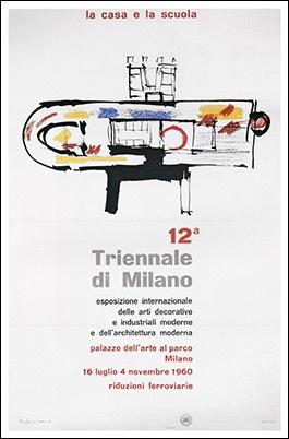 Manifesto Triennale 1960