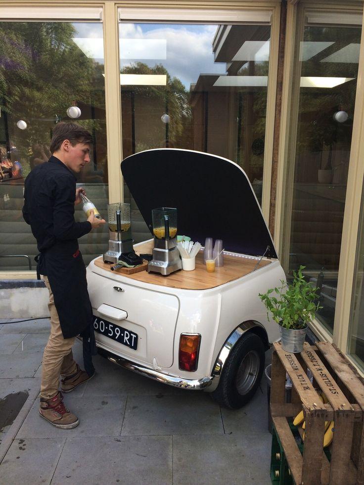 Fresh Juices bij Explore by Lute in Muiden van Peter Lute www.lute.nu