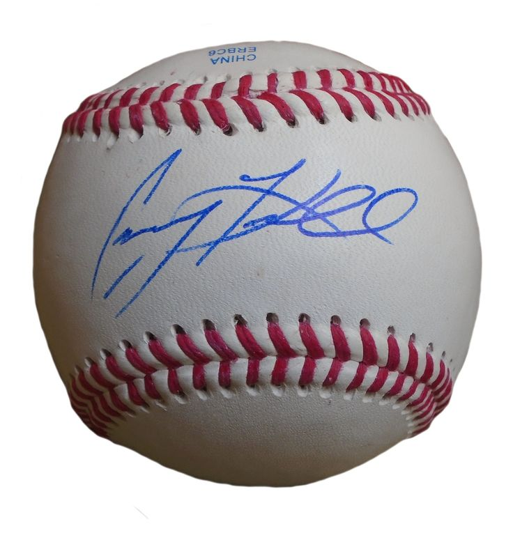 Detroit Tigers Corey Knebel signed Rawlings ROLB leather baseball w/ proof photo.  Proof photo of Corey signing will be included with your purchase along with a COA issued from Southwestconnection-Memorabilia, guaranteeing the item to pass authentication services from PSA/DNA or JSA. Free USPS shipping. www.AutographedwithProof.com is your one stop for autographed collectibles from Detroit sports teams. Check back with us often, as we are always obtaining new items.